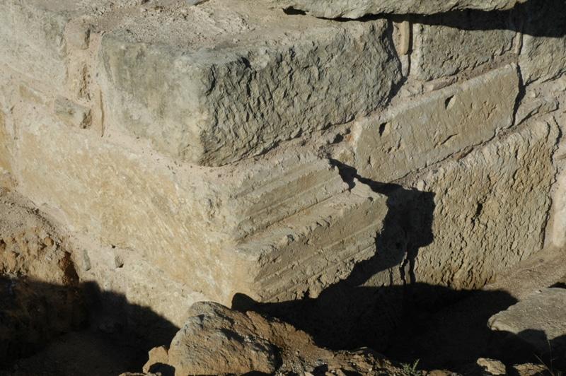 Mur d'Hexamillion, Corinthe