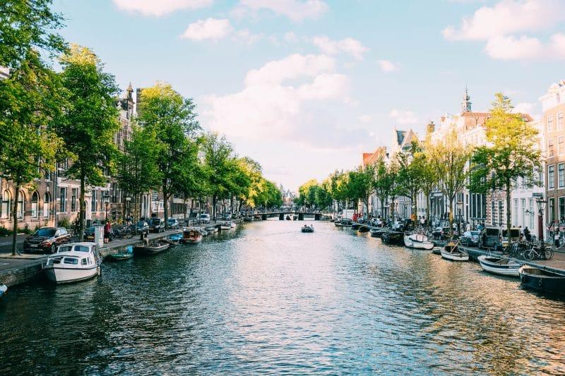 Histoire des Canaux d'Amsterdam