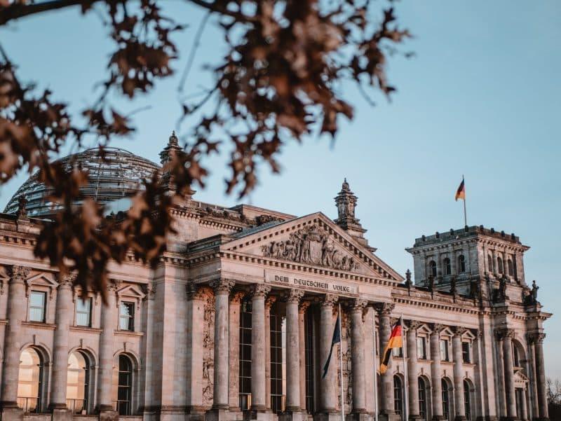 Histoire du Reichstag de Berlin