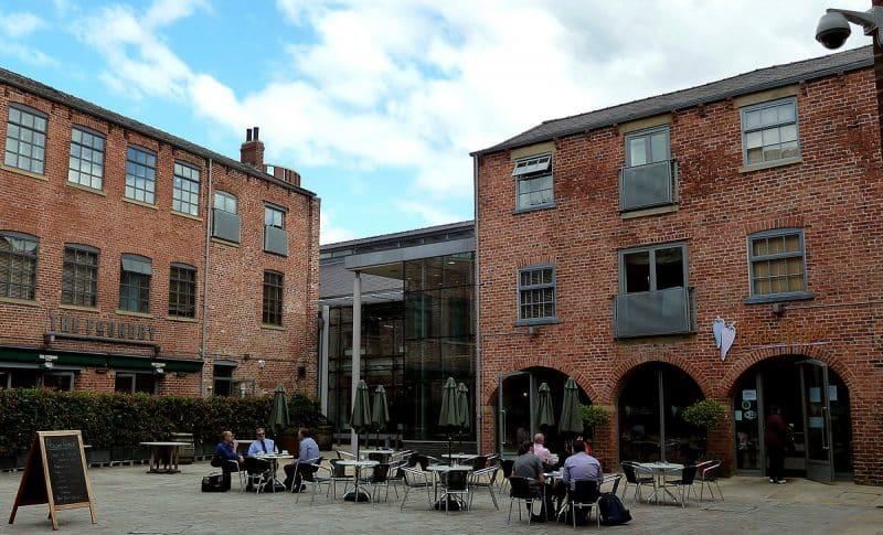 Holbeck Urban Village, Leeds