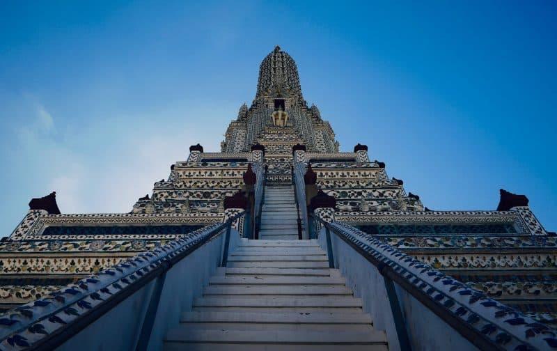 Horaires et tarifs du temple Wat Arun de Bangkok