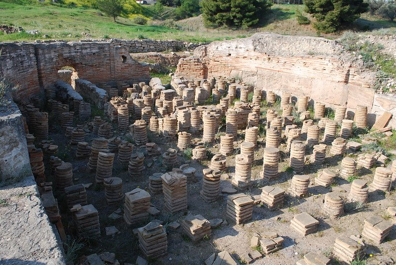 Cité d'Isthmia, Corinthe