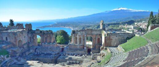 Direction la Sicile en mai