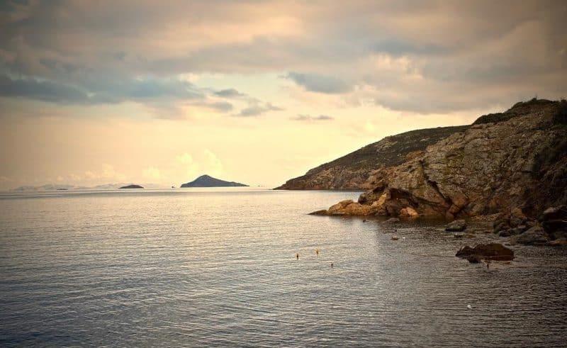 Kampos, Patmos
