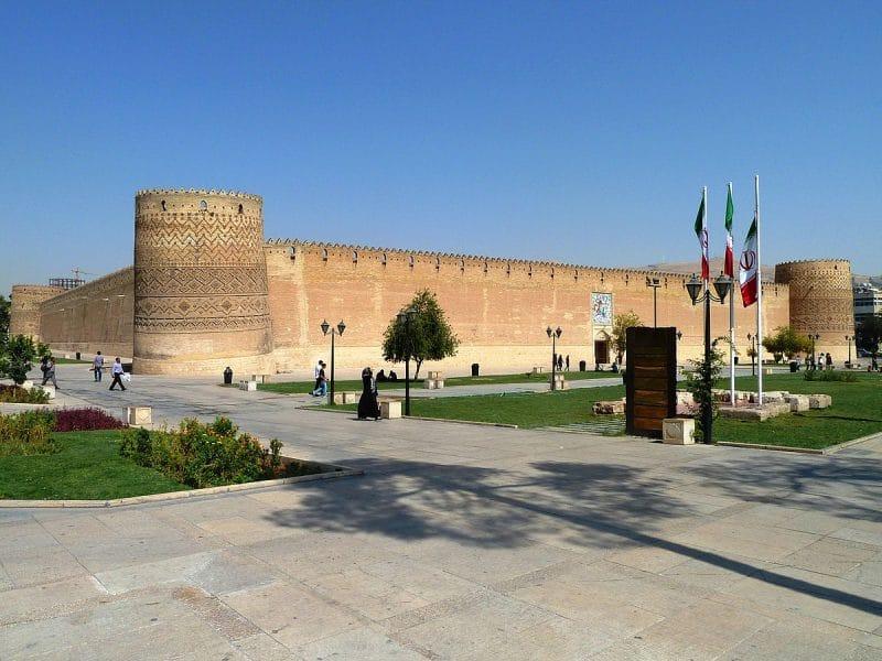 Citadelle de Karim Khan, Chiraz