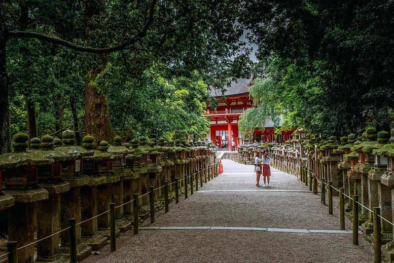 Sancturaire Kasuga Taisha, Nara