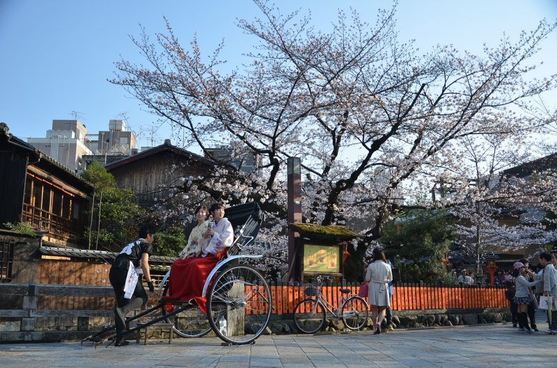 Loger à Kyoto