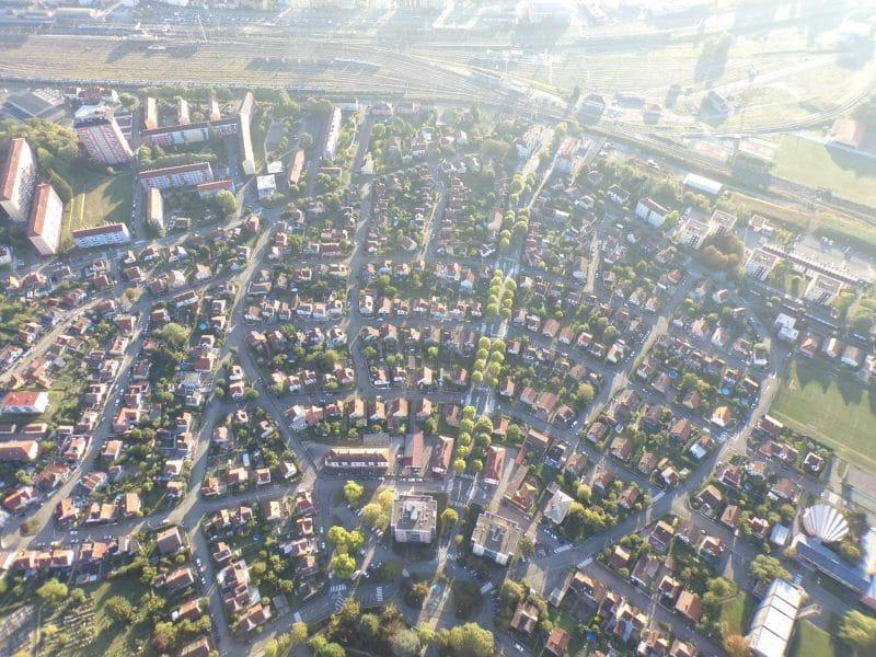 Quartier de La Pépinière, Belfort