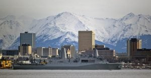 Loger à Anchorage, Alaska