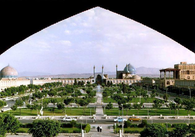 Dans quel quartier loger à Ispahan ?