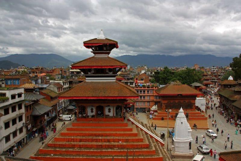 Katmandou Durbar Square