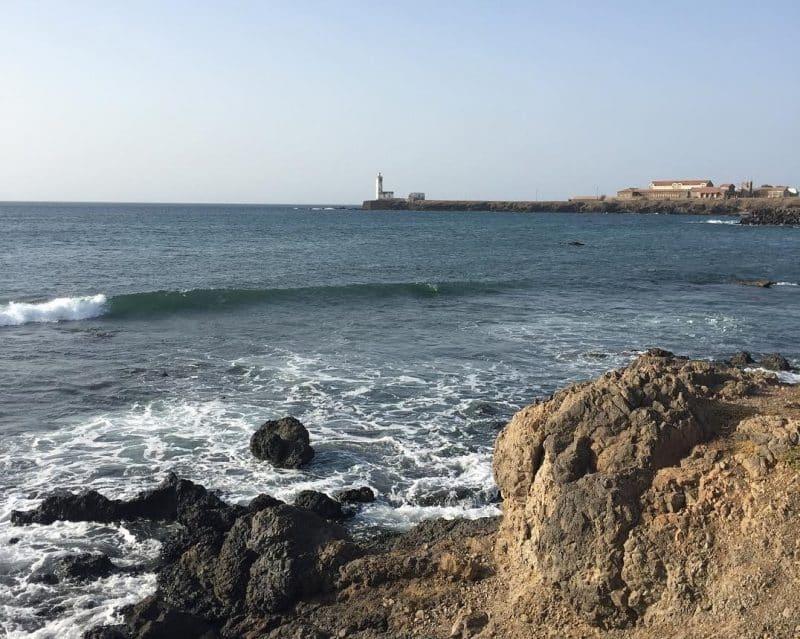 praia Palmarejo