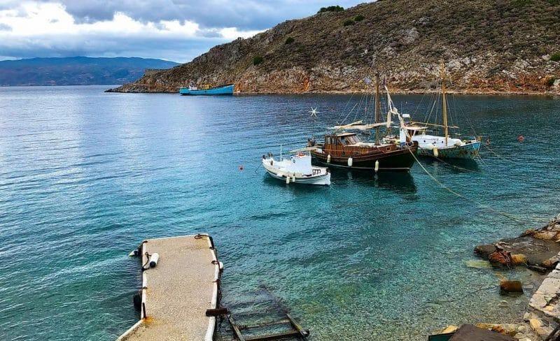 Mandraki, Hydra, Grèce