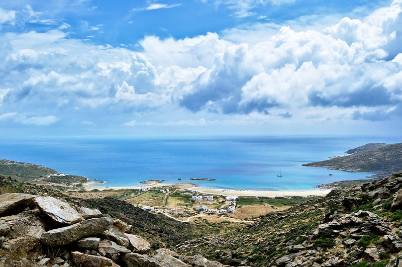 Manganari, Ios, Grèce