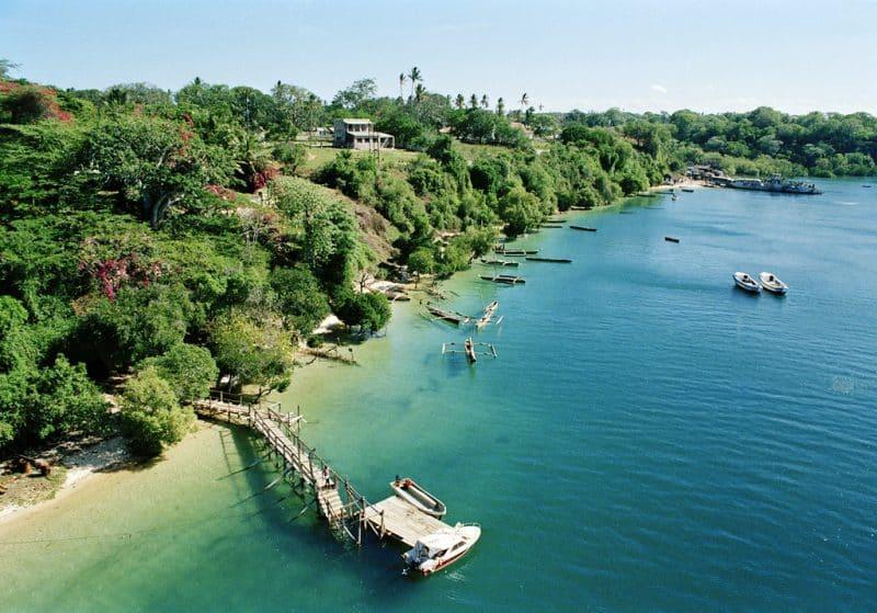 Mombasa island, Kenya