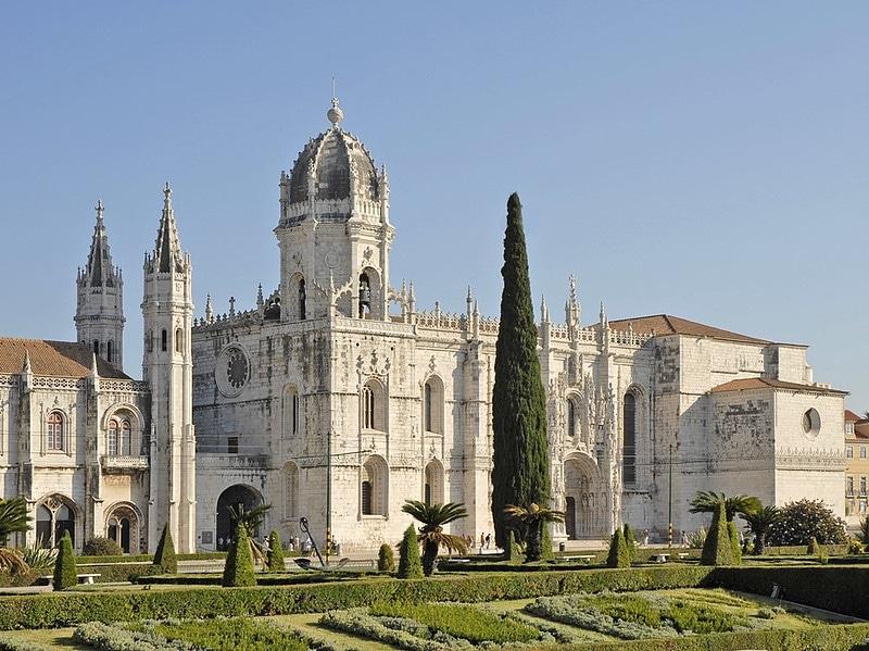 Monastère Hiéronymites lisbonne