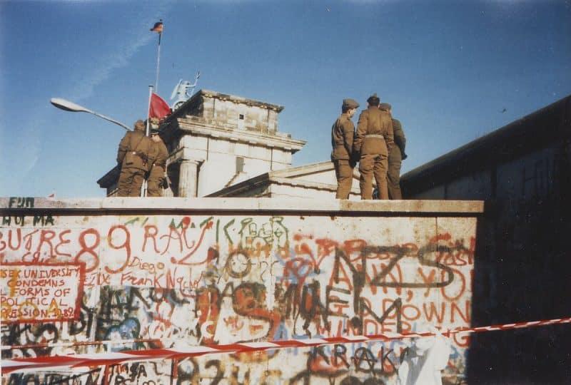 Histoire du Mur de Berlin