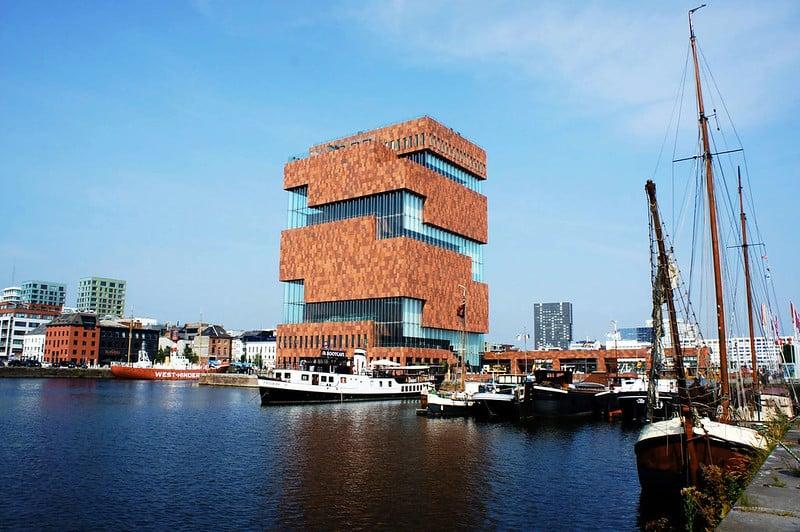 Museum aan de Stroom (MAS), Anvers