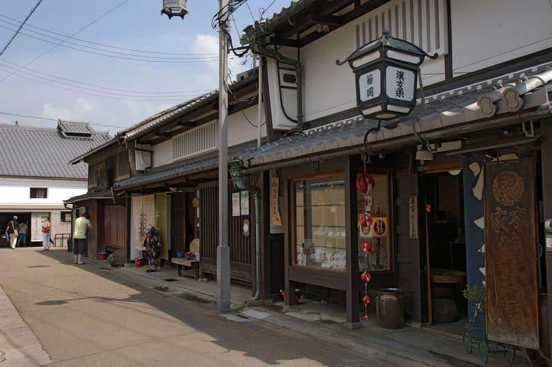 Naramachi, Nara, Japon