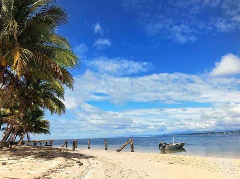 Îlot de Nukulau, Fiji