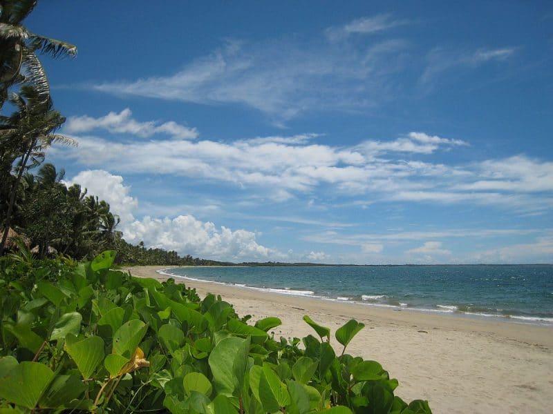 Pacific Harbour beach, Fidji