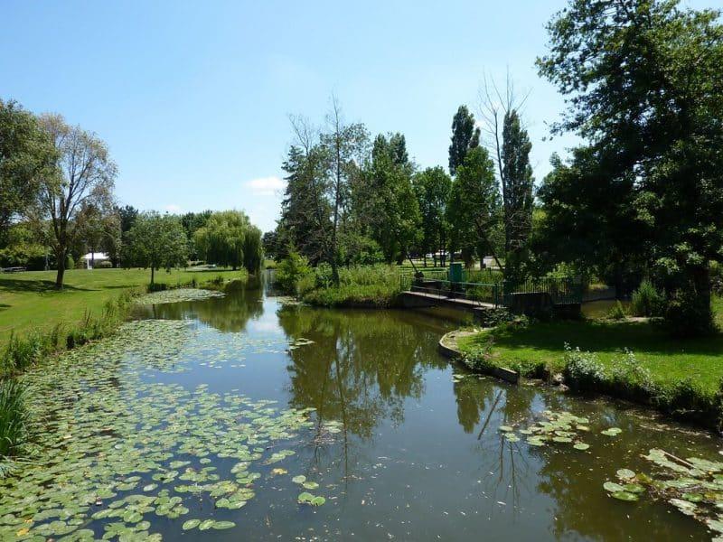 Parc de Belle-Isle, Châteauroux