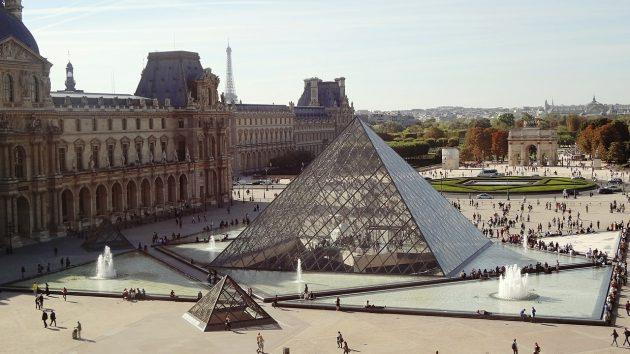 Les 20 plus grandes villes de France