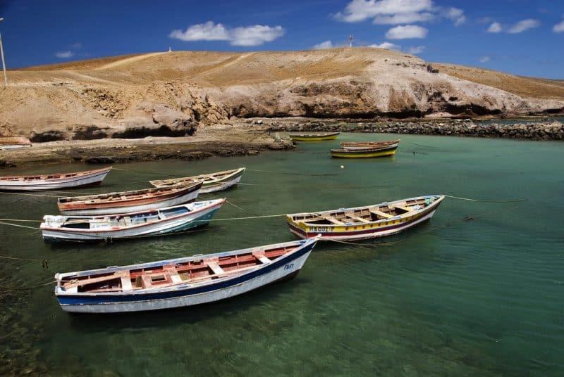 Pedra de Lume, Cape Verde