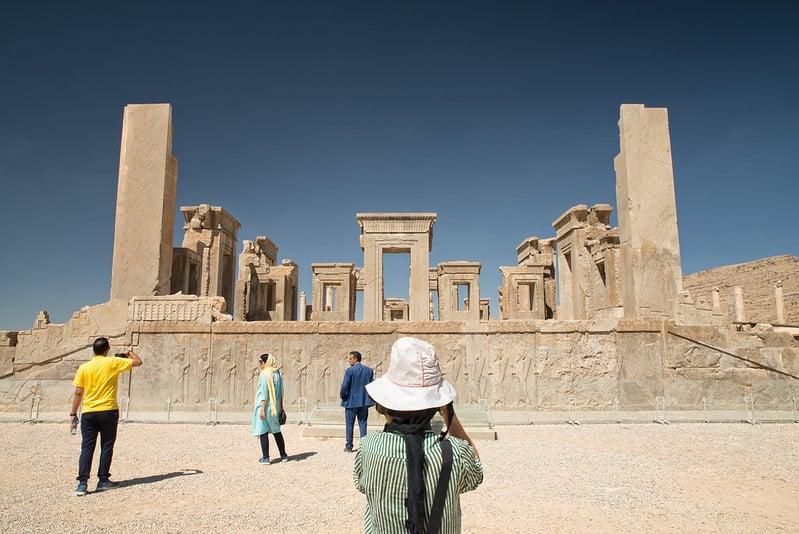 Cité de Persépolis