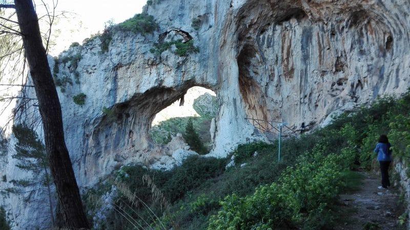 Pineta Di Grotta Grattara, Sicile