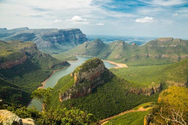 Les 25 plus beaux endroits à visiter en Afrique du Sud