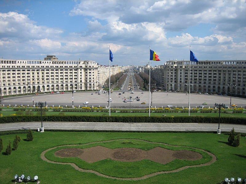 Place de l'Unification
