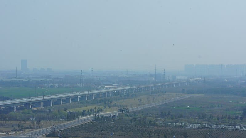 Danyang-kunshan bridge