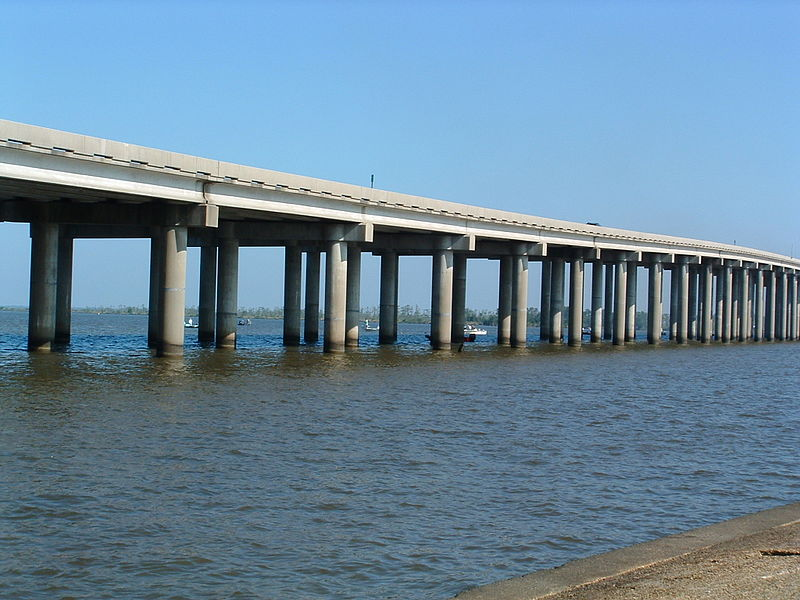 Manchac Bridge