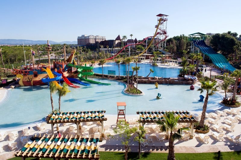 Port Aventura Caribe Aquatic Parc
