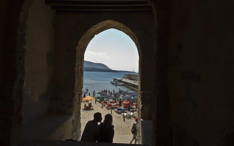 Porta Pescara, Cefalù