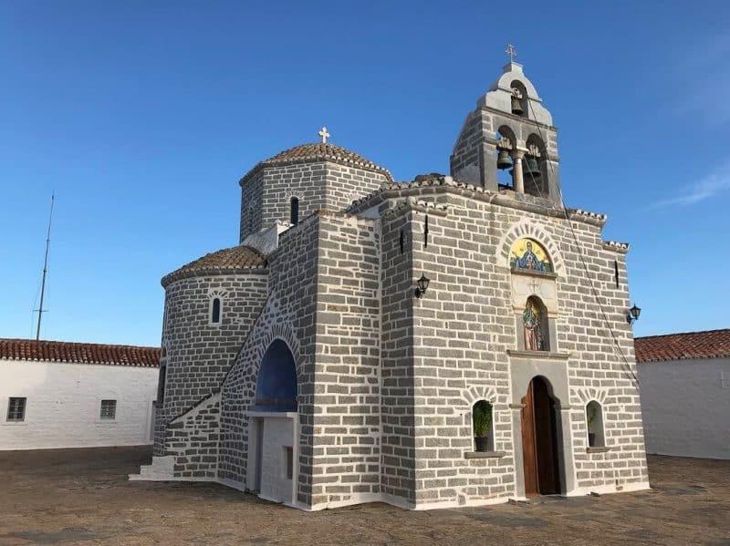 Prophete Lias Monastery, Hydra