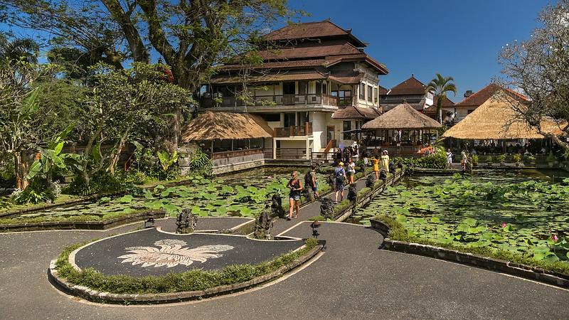 Temple Pura Taman, Ubud