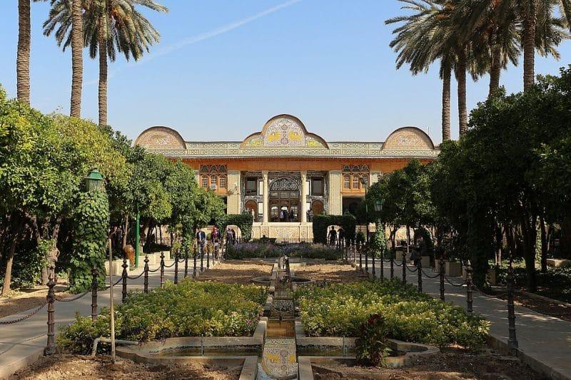 Maison Qavam, Chiraz