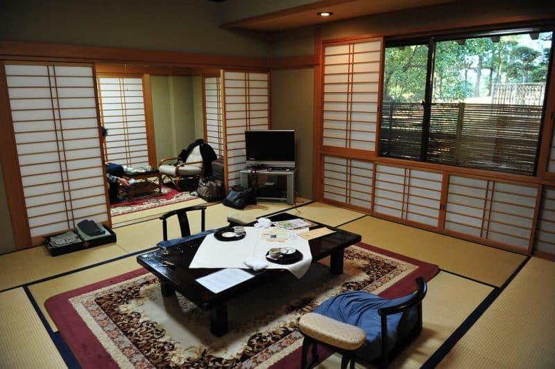Dormir dans un ryokan (auberge)) à Nara