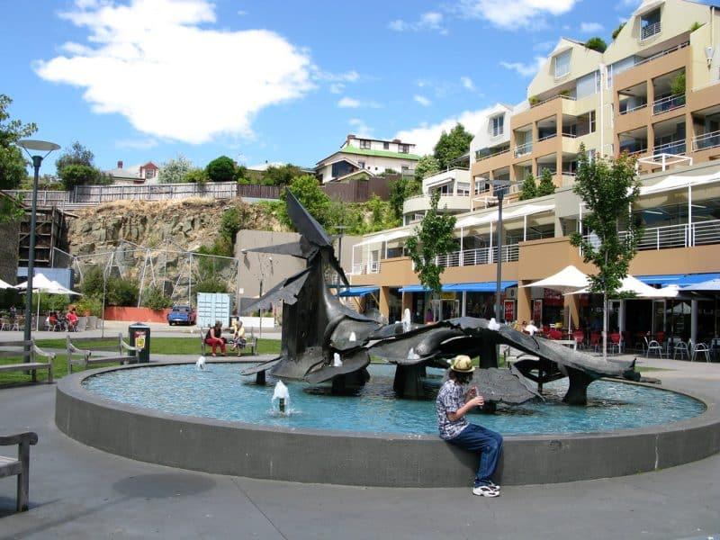 Salamance Place, Hobart