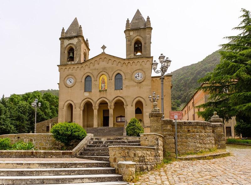 Le sanctuaire de Gibilmanna