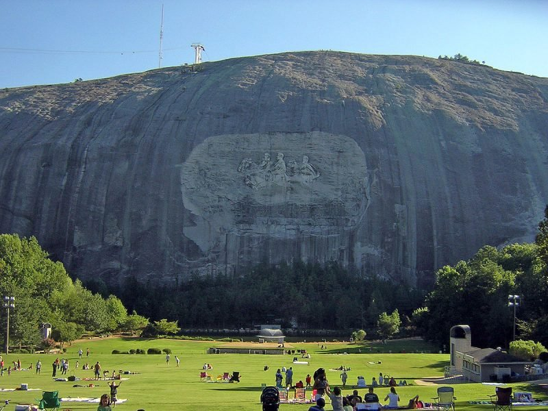 Stone Mountain Park, Atlanta