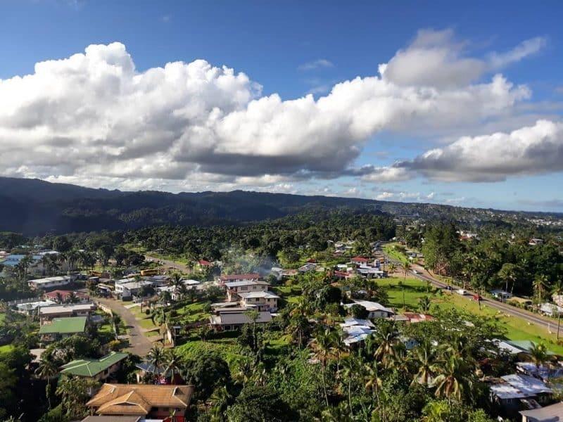 Tamavua, Suva, Fidji