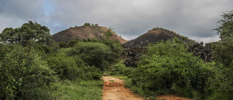 Tsavo West, Kenya