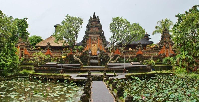 Royal Palace Ubud