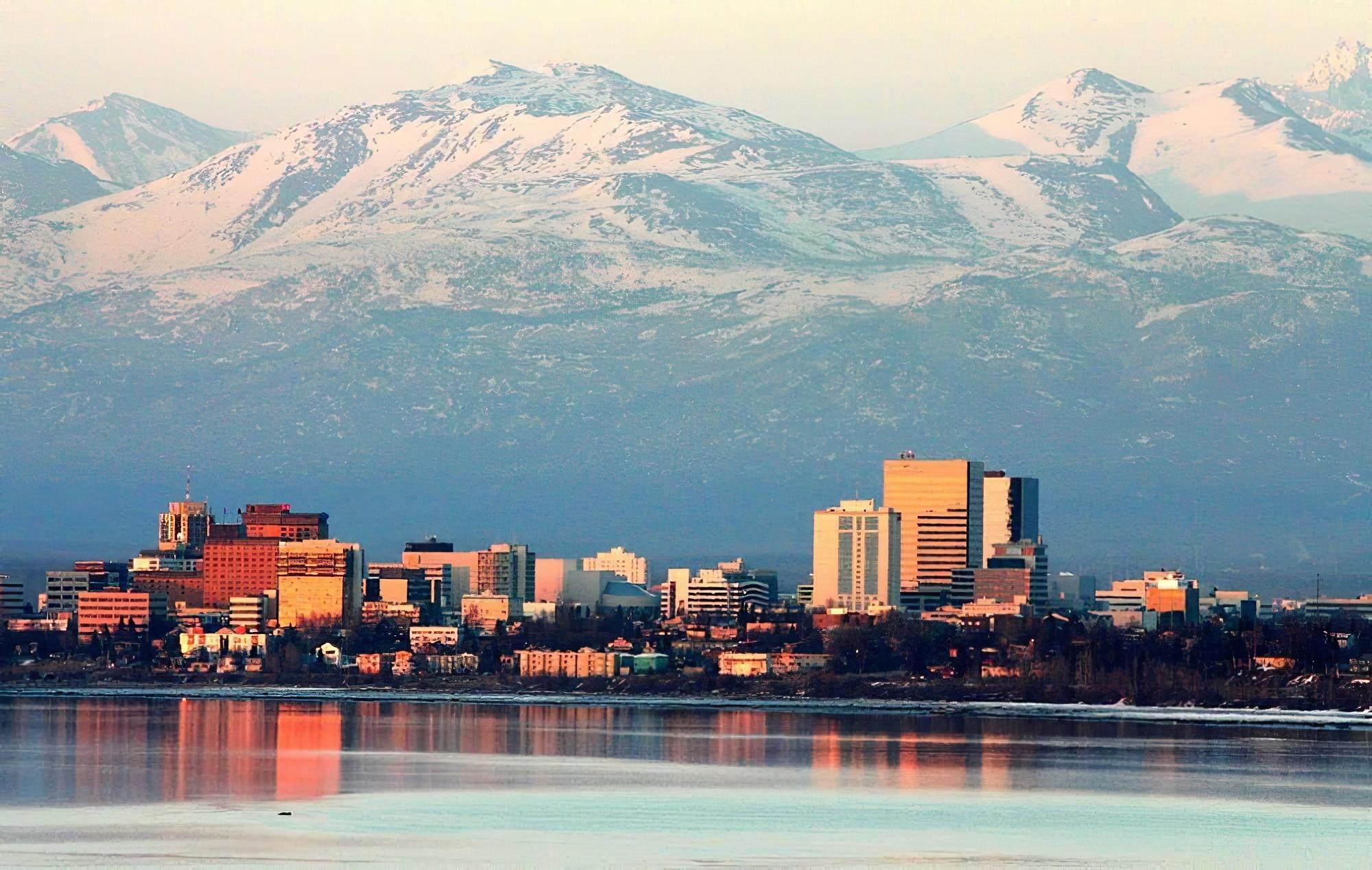 Visiter Anchorage