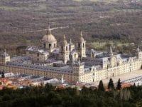 monastère royal de l'Escurial