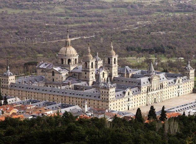 Visiter le monastère royal de l'Escurial depuis Madrid : billets, tarifs, horaires