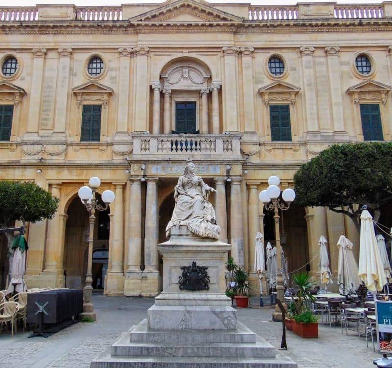 Republic Square, Valletta